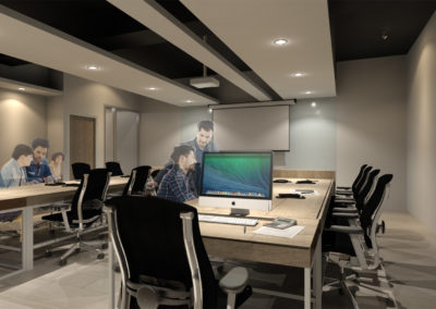 查理士辦公室設計-辦公會議討論區