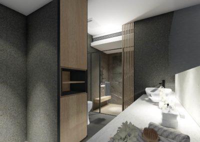 松山林宅室內設計