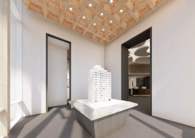 禾沺沺接待中心模型室-1