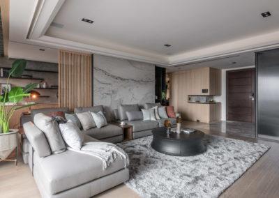 南港邱宅室內設計施工